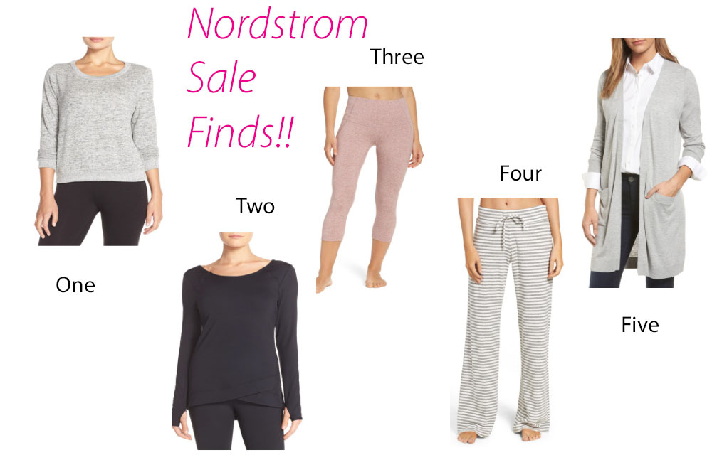 The Nordstrom sale is an anniversary sale