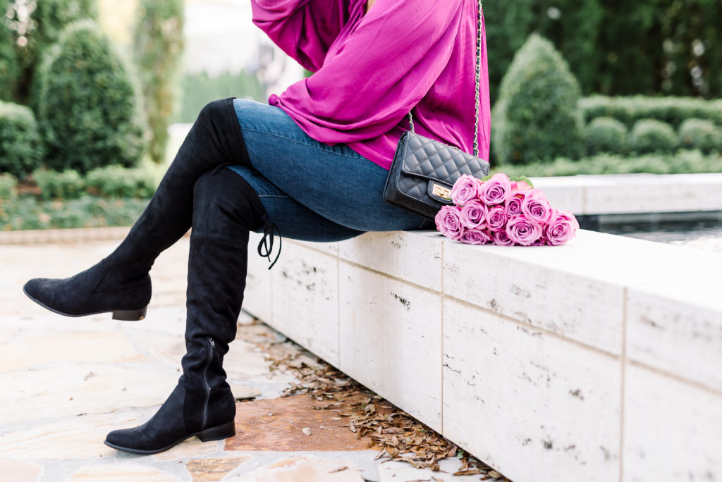 Over the Knee Boots from Target